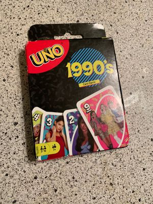 1990s Uno Cards for Sale in Houston, TX