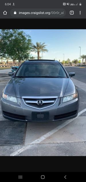 2004 Acura tl front end for Sale in Mesa, AZ