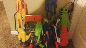 5 Nerf guns for Sale in Grove City, OH