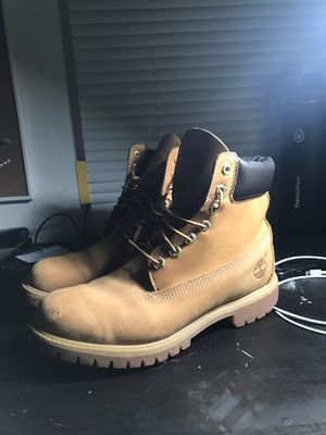 Timberlands premium for Sale in Rancho Cucamonga, CA