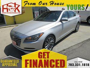 2015 Hyundai Genesis for Sale in Manassas, VA