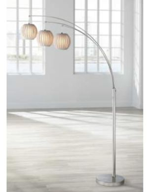 Deion 3-Light Hanging Arc Floor Lamp for Sale in Los Angeles, CA