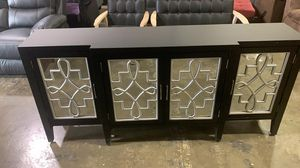 BRAND NEW Acme Furniture ACME Kacia Console Table in Antique Black for Sale in Hilliard, OH