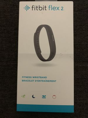Fitbit flex 2 for Sale in Twentynine Palms, CA