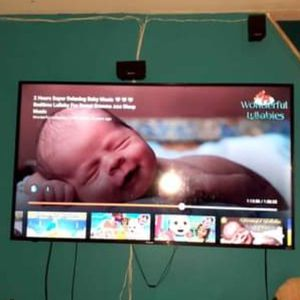 58 Inch Roku Hisense SMART TV for Sale in Philadelphia, PA
