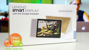 Brand new Lenovo Smart Display with Google Assistant for Sale in Abilene, TX