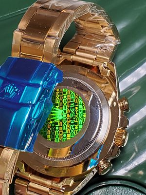 gold R watch 1 left for Sale in Fort Lauderdale, FL