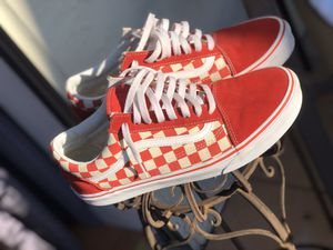 Checker board vans size 9.5 for Sale in Margate, FL