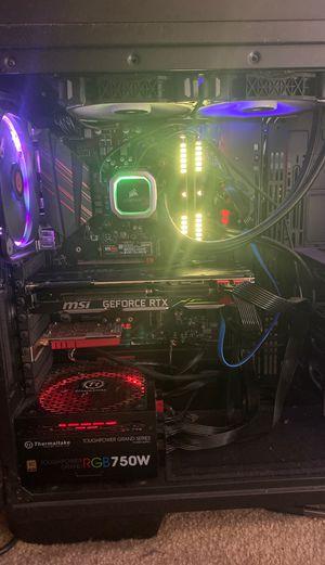 High end gaming desktop for Sale in Oceanside, CA
