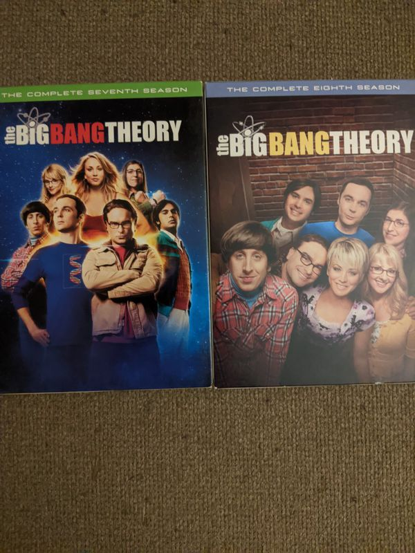 The Big Bang Theory - Series DVD Set