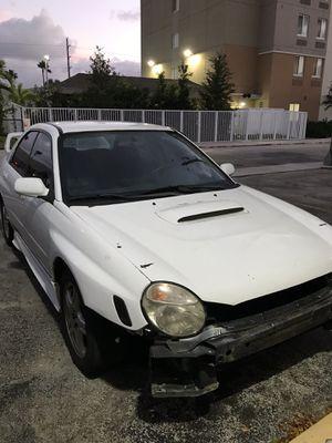 2002 Subaru RS for Sale in Miami, FL