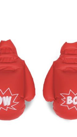 Brand New Pair Of Bop Em Inflatable Play Boxing Gloves for Sale in Santa Ana,  CA
