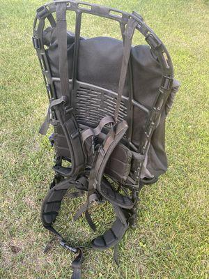 Vintage coleman peak 1 hardframe hiking backpack. for Sale in Ontario, CA