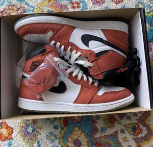 Air Jordan 1 spiderman retro Nike size 10.5 for Sale in TWN N CNTRY, FL