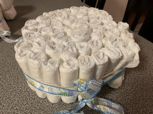 Baby Pampers for Sale in Lakeland, FL