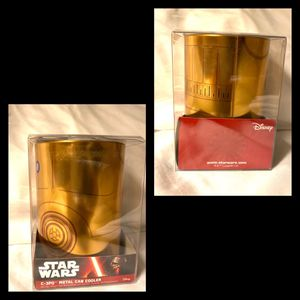 Disney Star Wars Limited Addition metal can coolers for Sale in Danville, CA