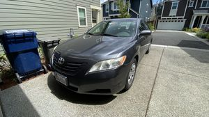 Toyota Camry LE 2007 - 121k miles - Clean Title- By owner for Sale in Mill Creek, WA