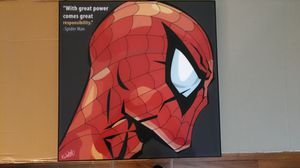 Famous Pop Art Spiderman Big for Sale in New York, NY