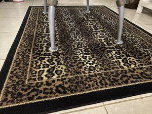 Leopard 🐆 pattern rug for Sale in Plantation, FL