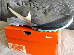 Brand New Nike Air Zoom Terra Kiger 5 Shoes Men's Size 12 for Sale in Rialto, CA