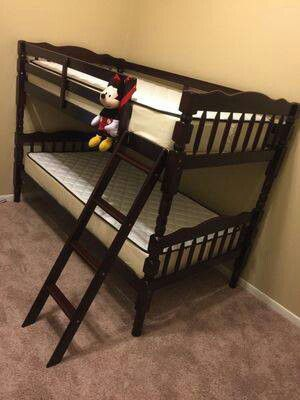 Brand New Twin Bunk Beds (mattress not included) for Sale in Austin, TX