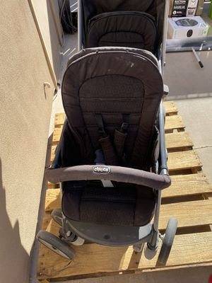 Chicco double stroller for Sale in Tempe, AZ