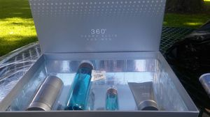 Original perfume 360 blue 4pcs set big size brand new always authentic by perry ellis for Sale in Rialto, CA