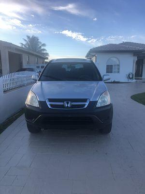 Honda CRV en perfecto estado millas 139123 titulo limpio más información {contact info removed} for Sale in Miami, FL