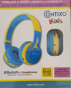 Contixo Kid-Safe Headphones KB-2600 for Sale in Braintree, MA