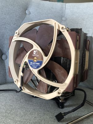 Noctua NH-D15 computer cooler for Sale in Wichita, KS
