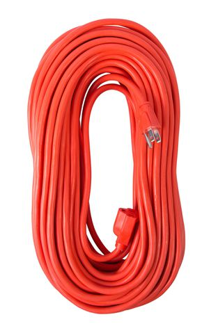 Extension Cord 100ft SJTW Orange 14/3 (OC100143) for Sale in Concord, NC
