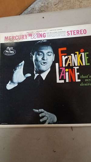 Frankie Laine album for Sale in Tacoma, WA