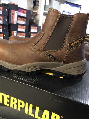 Cat Veneer Waterproof Composite Toe // women//Work Boot P90588 Regular price $140.00*especial price $90size ( 6.5)(9)(10) for Sale in Chicago, IL