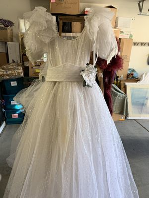 Sparkling Fairy Wedding Gown for Sale in Las Vegas, NV
