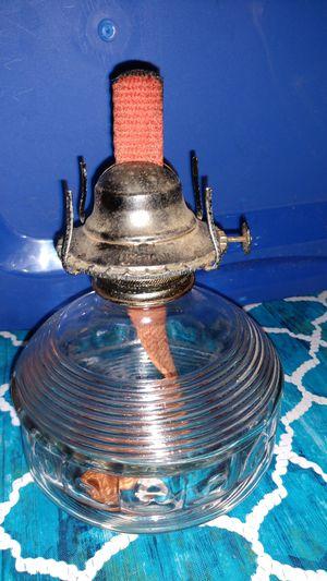 Antique kerosene lamp for Sale in Mastic Beach, NY
