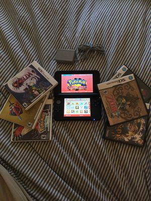 Nintendo 3DS XL w/ Games for Sale in Carnegie, PA