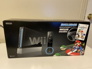 BRAND NEW Nintendo Wii Mario Kart Pack Console for Sale in Brooklyn, NY
