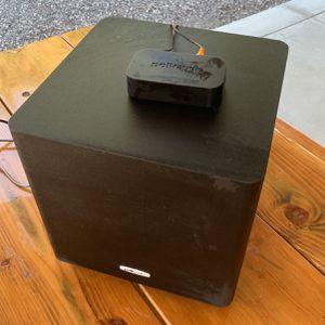 Wireless Sub Woofer Polk Audio for Sale in Tustin, CA