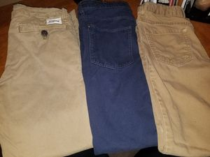 3 Pairs Boys Jeans Size 12-13 for Sale in Canal Winchester, OH