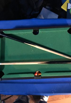 Mini pool table for Sale in The Bronx, NY