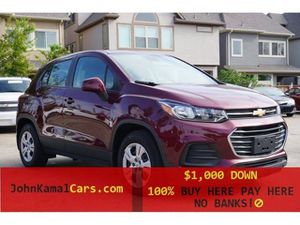 2017 Chevrolet Trax - Buy Here Pay Here for Sale in Houston, TX