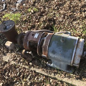 20 HP Centrifugal Irrigation Pump for Sale in Waterford, CA