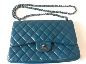 Chanel Bag- Classic Jumbo Size for Sale in Houston, TX