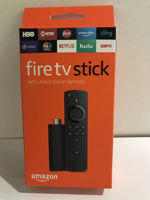 Fire TV Stick - NFL SUNDAY TICKET Included & Live Channels ( No Monthly Fees ) for Sale in Atlanta, GA