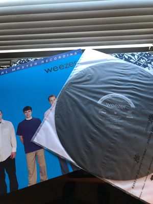 Weezer Blue Album Vinyl for Sale in Lincoln, MA