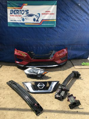 2017-2019 Nissan Rogue Bumper Grille Reinforcement Parts for Sale in Jurupa Valley, CA