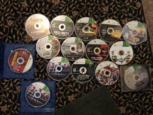 Xbox 360 Lot 15 Games for Sale in Marietta, GA