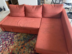 Sectional Sleeper Sofa with Storage for Sale in Hanover, MD