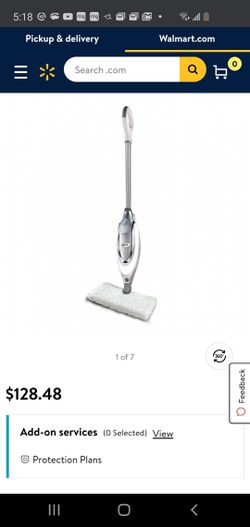 Shark professional steam mop for Sale in Tacoma,  WA