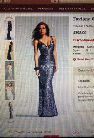 Prom dress for Sale in Miami, FL
